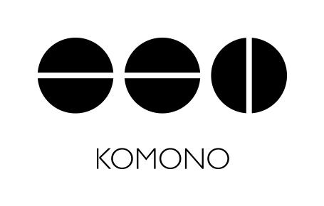 KOMONO(コモノ)の洗練されたデザイン