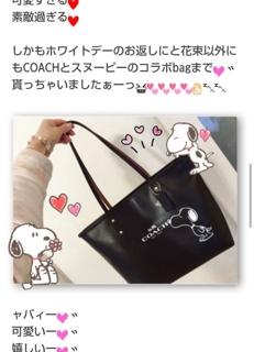 辻希美さん愛用バッグ