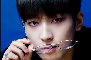 韓国男性アイドルのメガネ