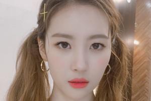 韓国アイドルのヘアピン