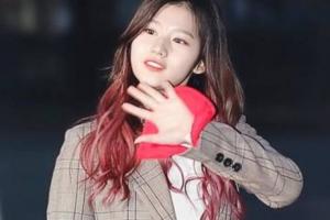 韓国アイドルのジャケット